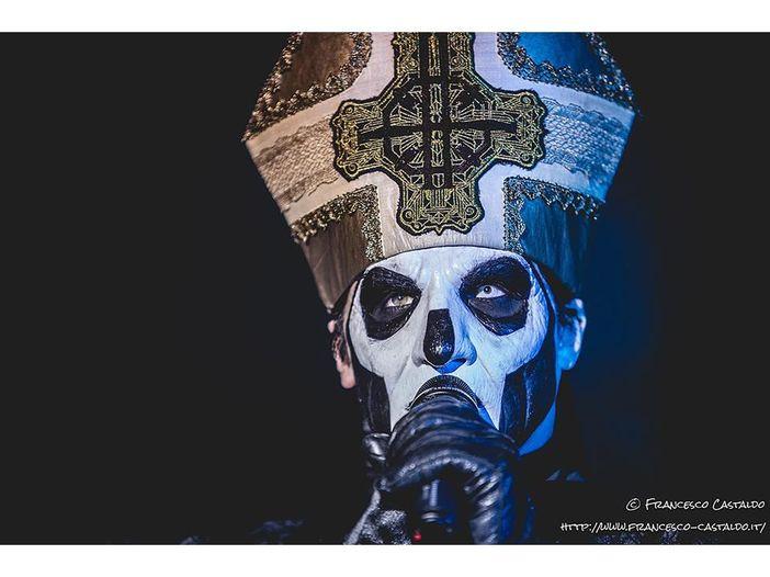 Ghost: il report del concerto di Milano di mercoledì 19 aprile