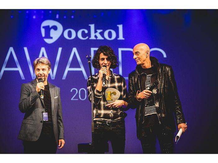 Rockol Awards 2018, a Motta il Premio Speciale Rockol per l'artista italiano dell'anno - FOTO