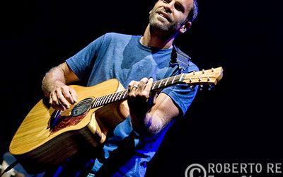 24 Luglio 2011 - 10 Giorni Suonati - Castello - Vigevano (Pv) - Jack Johnson in concerto