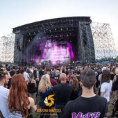 19 giugno 2018 - Ippodromo del Galoppo - Milano - ROS in concerto