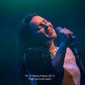 11 novembre 2013 - Magazzini Generali - Milano - Emiliana Torrini in concerto