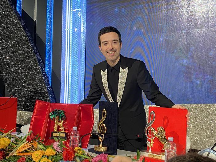 Sanremo 2020: Diodato primo per la stampa, Francesco Gabbani vince al televoto