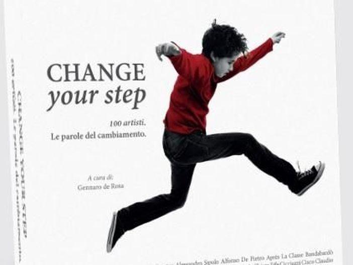 'Change Your Step. 100 artisti. Le parole del cambiamento': la presentazione il 6 febbario a Casa Sanremo