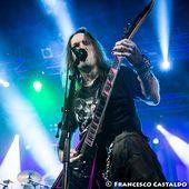 8 novembre 2013 - Live Club - Trezzo sull'Adda (Mi) - Children of Bodom in concerto