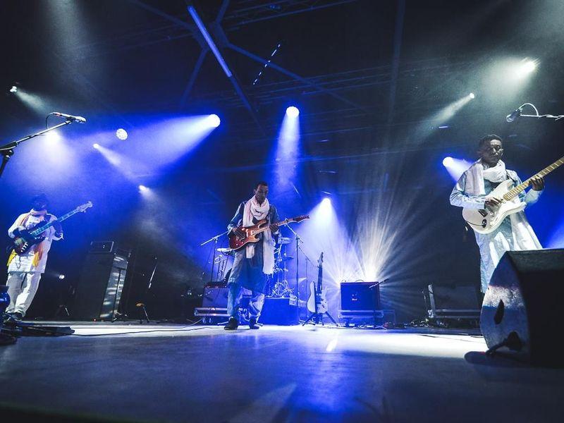 18 ottobre 2018 - OGR - Torino - Bombino in concerto
