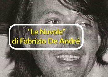"""""""Le Nuvole"""" di Fabrizio de André"""