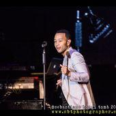 5 luglio 2015 - Lucca Summer Festival - Piazza Napoleone - Lucca - John Legend in concerto