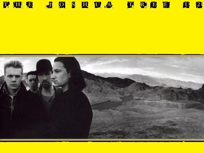 """U2, """"The Joshua Tree"""": """"Red Hill mining town"""""""