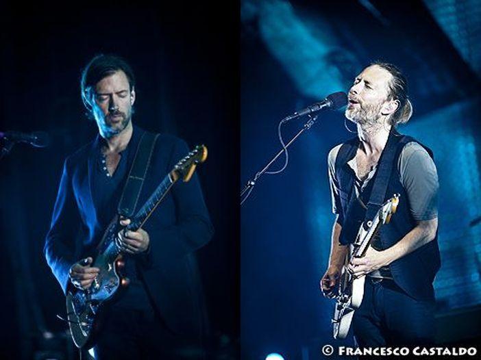 Radiohead, suonano dal vivo due classici che non eseguivano da sei anni - VIDEO