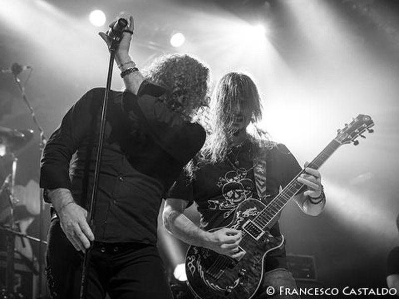 19 giugno 2014 - Live Club - Trezzo sull'Adda (Mi) - Angra in concerto