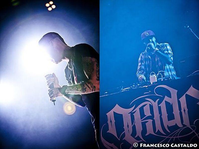 18 Ottobre 2011 - Alcatraz - Milano - Grido in concerto