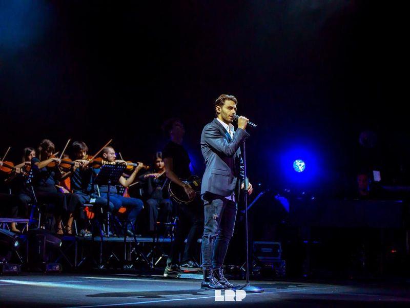 28 ottobre 2019 - Teatro EuropAuditorium - Bologna - Alberto Urso in concerto