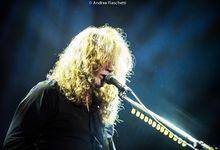 Dave Mustaine ha un cancro alla gola