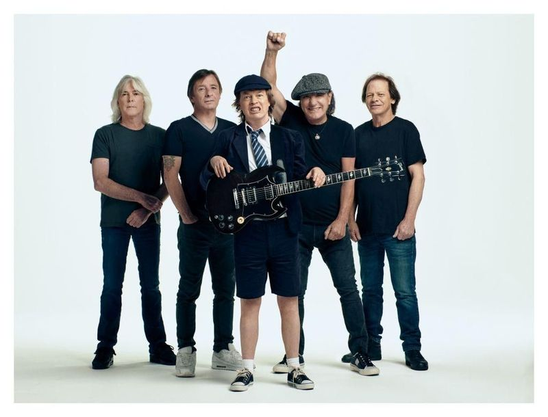 "AC/DC: guarda il video ufficiale di ""Shot in the Dark"""