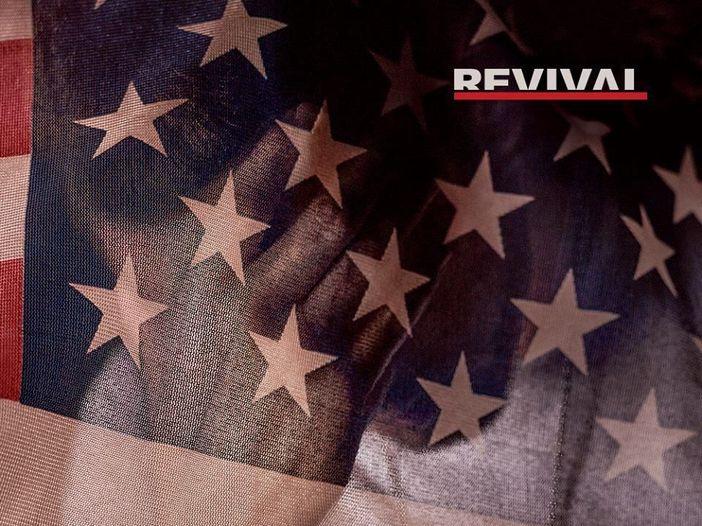 Eminem, ascolta 'Untouchable' dal nuovo album 'Revival' - AUDIO / COPERTINA