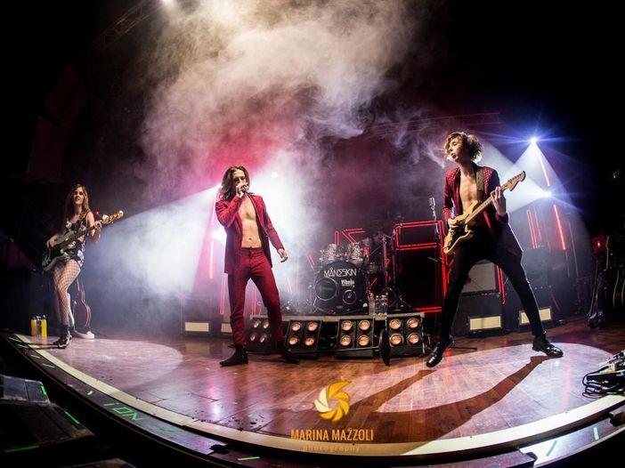 Maneskin: la band romana annuncia un tour in primavera - CALENDARIO