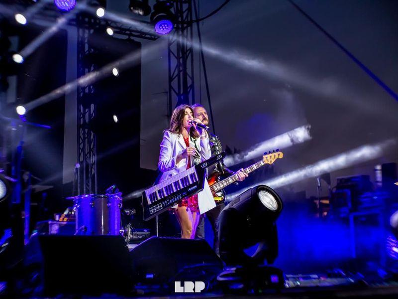 7 giugno 2019 - Comacchio Beach Festival - Spiaggia Libera - Porto Garibaldi (Fe) - Bianca Atzei in concerto