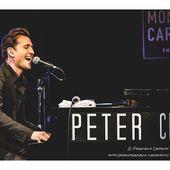 17 dicembre 2016 - Blue Note - Milano - Peter Cincotti in concerto