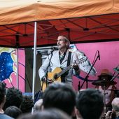 7 agosto 2016 - Ypsigrock - Castelbuono (Pa) - Giant Sand in concert