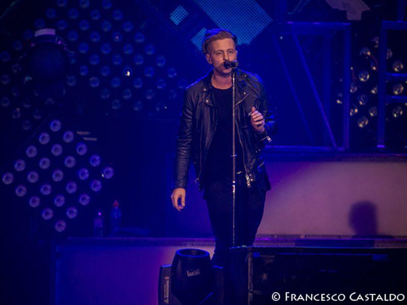 17 novembre 2014 - MediolanumForum - Assago (Mi) - One Republic in concerto