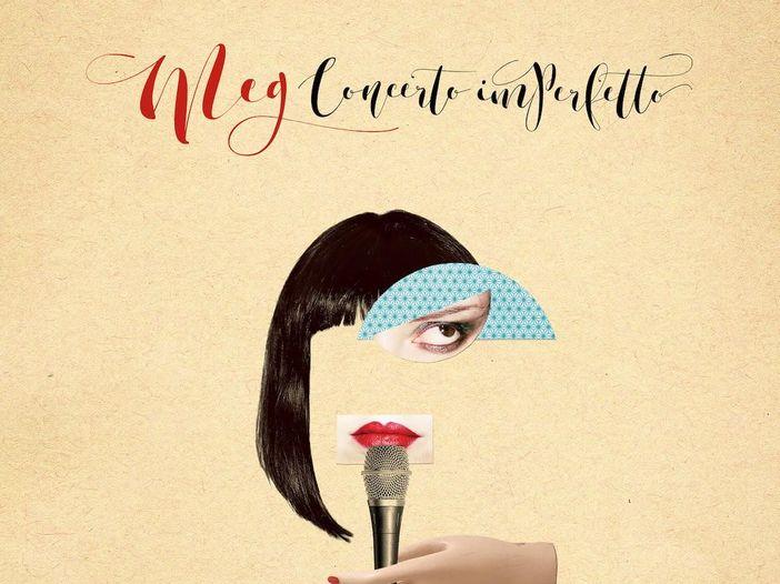 Meg: esce il 29 settembre l'album dal vivo 'Concerto imPerfetto', poi di nuovo in tour