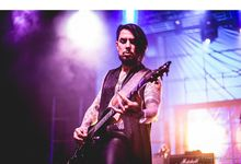 Dave Navarro (ex Red Hot Chili Peppers) e il messaggio scritto con il sangue per Fiona Apple