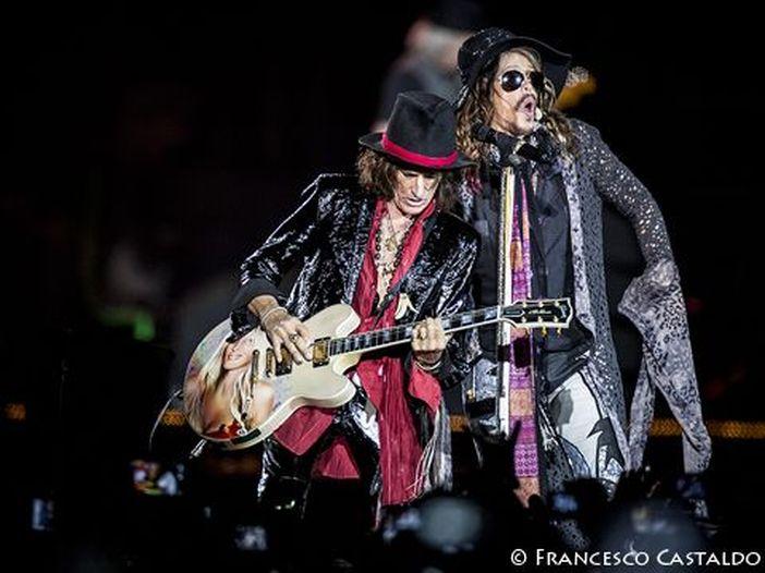Aerosmith, c'è polemica nell'aria: Joe Perry proprio non gradisce la svolta country di Steven Tyler