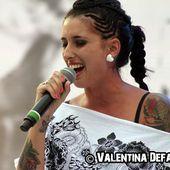 29 giugno 2012 - Mtv Days - Piazza Castello - Torino - Julia Lenti in concerto