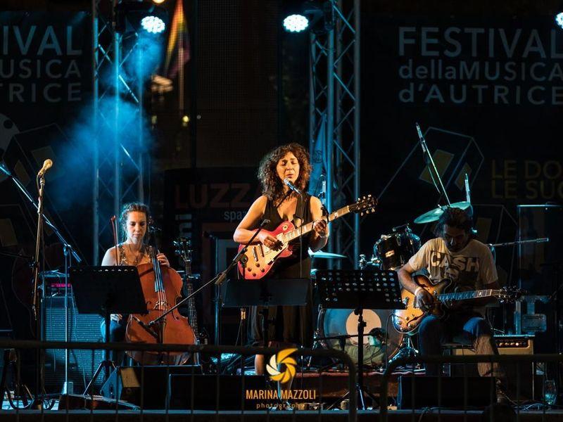 28 giugno 2019 - Lilith Festival - Giardini Luzzati - Genova - Roberta Barabino in concerto