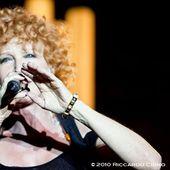 25 Agosto 2010 - Piazzale Basilica Collemaggio - L'Aquila - Fiorella Mannoia in concerto