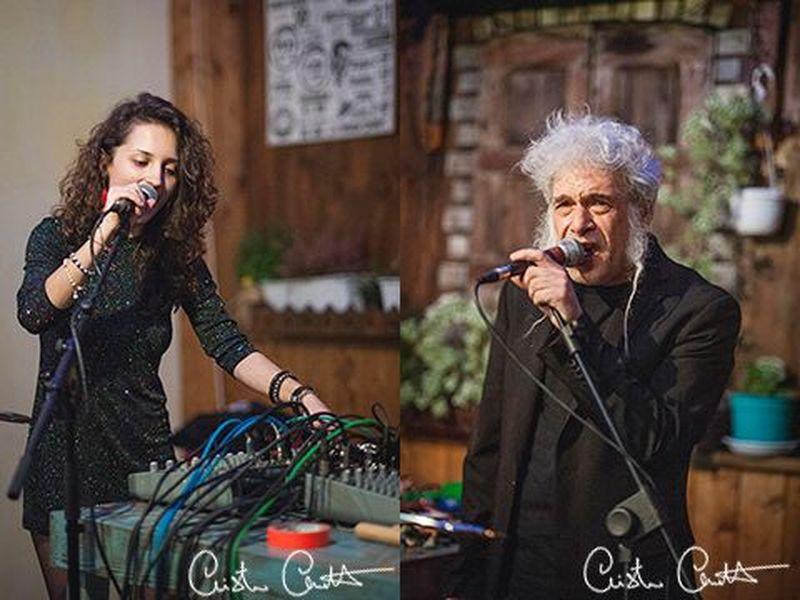 26 aprile 2015 - Goto Storto - Trebaseleghe (Pd) - Vincenzo Vasi in concerto