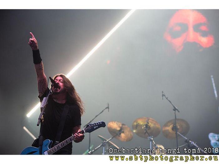 Grandi concerti aspettando che riprendano i concerti: Foo Fighters, live al Big Day Out, Sydney, 2000