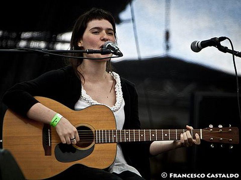 9 Giugno 2011 - Heineken Jammin' Festival - Parco San Giuliano - Mestre (Ve) - Erica Mou in concerto