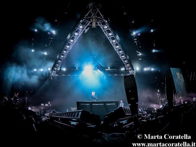 8 ottobre 2015 - PalaLottomatica - Roma - Max Pezzali in concerto