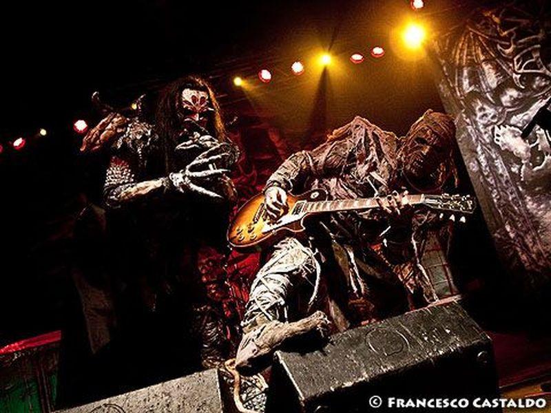22 Novembre 2010 - Alcatraz - Milano - Lordi in concerto