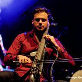 2 agosto 2015 - No Borders Music Festival - Piazza Unità - Tarvisio (Ud) - 2 Cellos in concerto