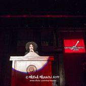 6 dicembre 2014 - Targhe Tenco 2014 - Teatro Ariston - Sanremo (Im) - Caparezza in concerto