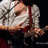 25 luglio 2015 - Sexto 'Nplugged - Piazza Castello - Sesto al Reghena (Pn) - Patrick Wolf in concerto