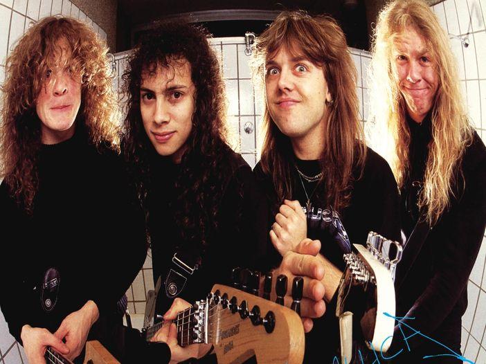 Metallica, ad aprile il remaster di 'The $5.98 EP- Garage Days'