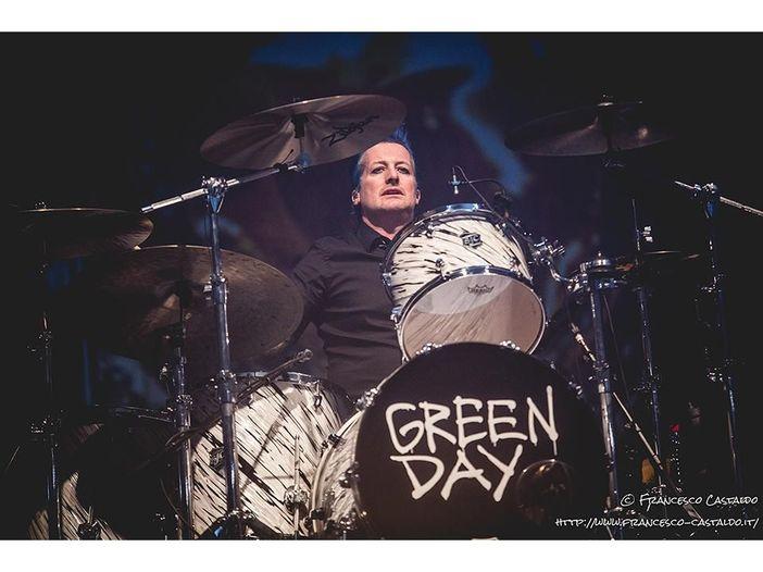 Tré Cool e il concerto che 'cambiò la vita' dei Green Day
