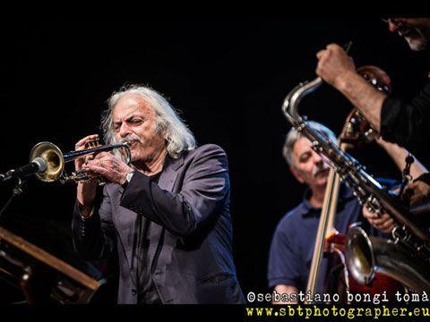 9 maggio 2014 - Teatro Guglielmi - Massa - Enrico Rava in concerto