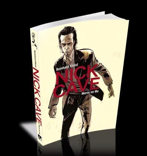 Nick Cave protagonista di una graphic novel