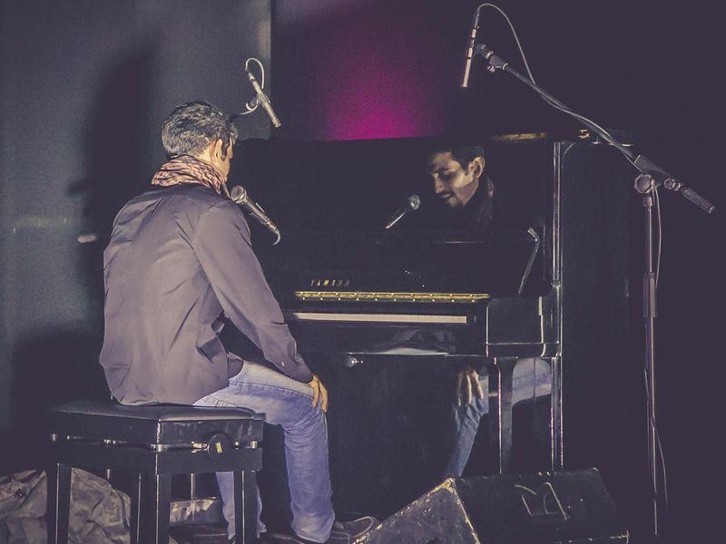6 novembre 2016 - Teatro Pallavicino - Zibello (Pr) - Aeham Ahmad in concerto
