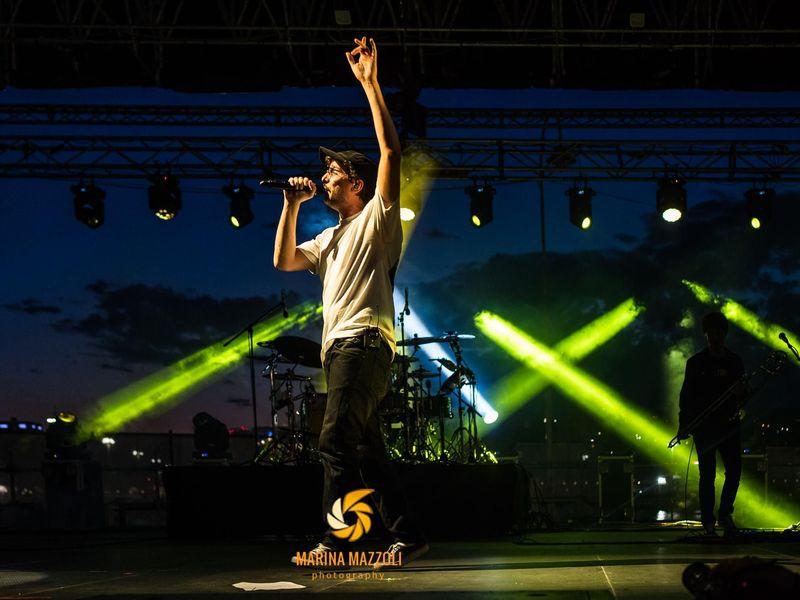 10 luglio 2021 - Balena Festival - Porto Antico - Genova - Willie Peyote in concerto