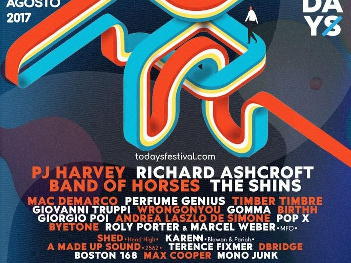 Todays Festival 2017, Torino: il programma