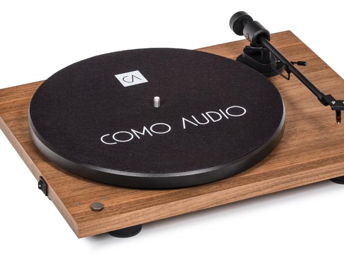 Como Audio Turntable: un giradischi plug&play ad alte prestazioni