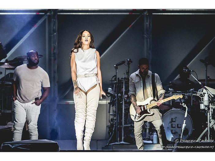 Rihanna in Irlanda per il video del singolo 'We found love'