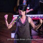 22 novembre 2014 - Teatro Dardano - Montù Beccaria (Pv) - Melody Castellari in concerto
