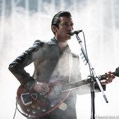 16 luglio 2014 - Castello Scaligero - Villafranca di Verona (Vr) - Arctic Monkeys in concerto