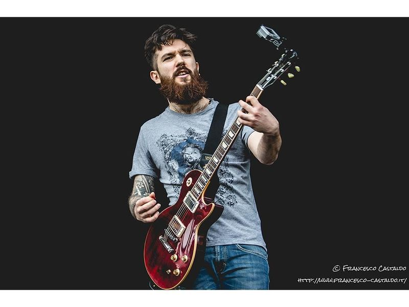 2 giugno 2016 - Gods of Metal - Autodromo - Monza - Planet Hard in concerto